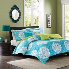 Tanya 4 Piece Comforter Set