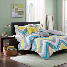 Elise 4 Piece Comforter Set