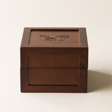<strong>Hives and Honey</strong> Butterfly Motif Jewelry Box