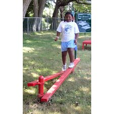 <strong>Kidstuff Playsystems, Inc.</strong> Opposing Beam Walk and Sign