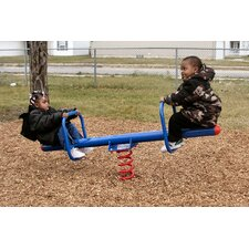<strong>Kidstuff Playsystems, Inc.</strong> Preschool Spring See Saw