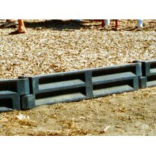 Plastic Border Timber