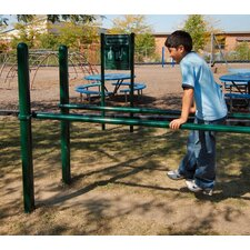 Parallel Bar Walk and Sign