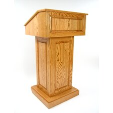 <strong>Executive Wood Products</strong> Counselor Lectern