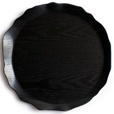 <strong>OSIDEA USA</strong> Lily Pad Round Serving Tray