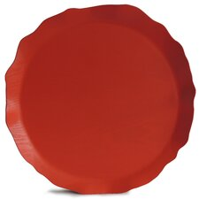 Lily Pad Round Serving Tray