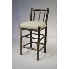 "Berea Rail 24"" Bar Stool"