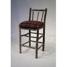 "Berea Rail 34"" Bar Stool"