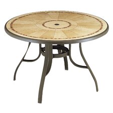 <strong>Grosfillex Commercial Resin Furniture</strong> Louisiana Dining Table