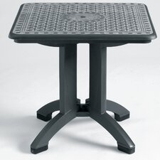 <strong>Grosfillex Commercial Resin Furniture</strong> Toledo Dining Table