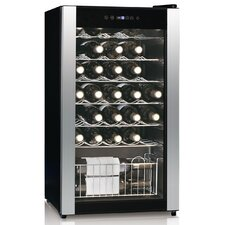 33 Bottle Single Zone Wine Refrigerator