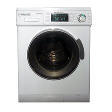 Super Combination Washer and Electric Dryer
