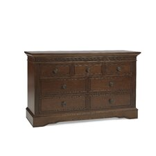 Grazi 7 Drawer Dresser