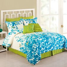 Flourish 8 Piece Comforter Set