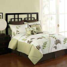 Meadowland 8 Piece Comforter Set