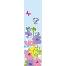 <strong>WallCandy Arts</strong> Nature Happy Flowers Wall Decal