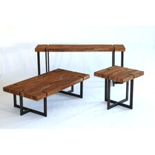 Naturals Coffee Table Set
