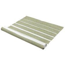 Degrade Light Green Plain Rug