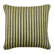 Pinstriped Cushion
