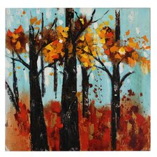 Tuscan Forest Canvas Art