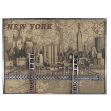 Vintage New York Wall Art