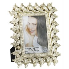 Baroque Scrolls Photo Frame