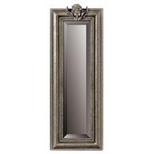 Wandspiegel Silver Cherub
