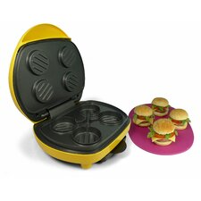 Antihaft-Mini Burger Maker