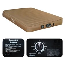 ForeverAire Guest and Sofa Sleep Mattress with Silent Backup Pump