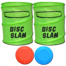 Disc Slam Flying Disc Game Set