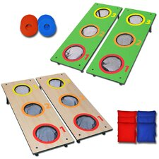 3 Hole Washer Toss / CornHole Game