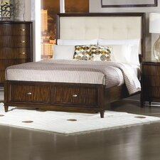 <strong>Woodbridge Home Designs</strong> Abramo Storage Panel Bed
