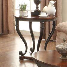 Panne End Table