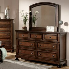 Cumberland 7 Drawer Dresser