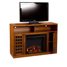 """Lipan 48"""" TV Stand with Electric Fireplace"""