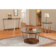 <strong>Woodbridge Home Designs</strong> Dunham Coffee Table Set