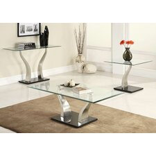 <strong>Woodbridge Home Designs</strong> Atkins Coffee Table Set