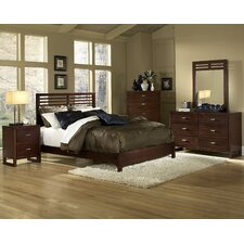 Paula II Slat Bedroom Collection