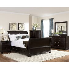 Inglewood Sleigh Bedroom Collection