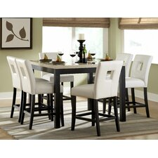 Archstone 7 Piece Counter Height Dining Set