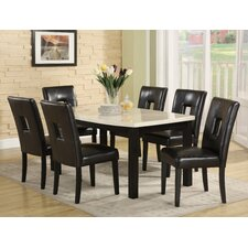 <strong>Woodbridge Home Designs</strong> Archstone 7 Piece Dining Set