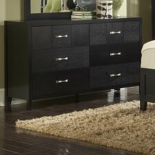 1477 Series 6 Drawer Dresser