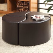 <strong>Woodbridge Home Designs</strong> 4720 Series Cocktail Ottoman