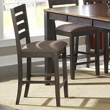 5341 Series Counter Height Bar Stool (Set of 2)