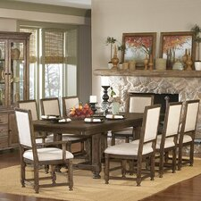<strong>Woodbridge Home Designs</strong> 893 Series 9 Piece Dining Set