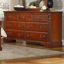 Legacy 7 Drawer Dresser