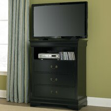 <strong>Woodbridge Home Designs</strong> Marianne 3 Drawer Media Chest