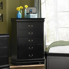 Marianne 5 Drawer Chest