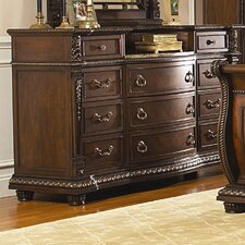 <strong>Woodbridge Home Designs</strong> Palace 11 Drawer Dresser