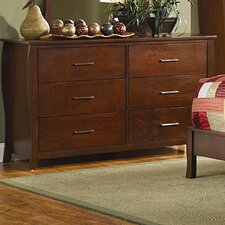 Rivera 6 Drawer Dresser